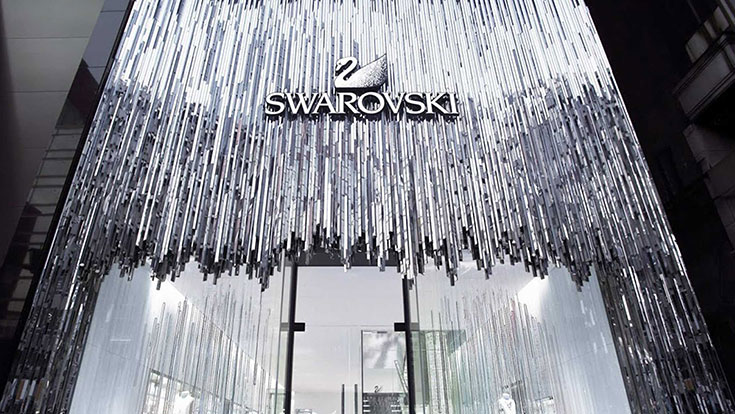 Jewellery Revolution: The History Of Swarovski