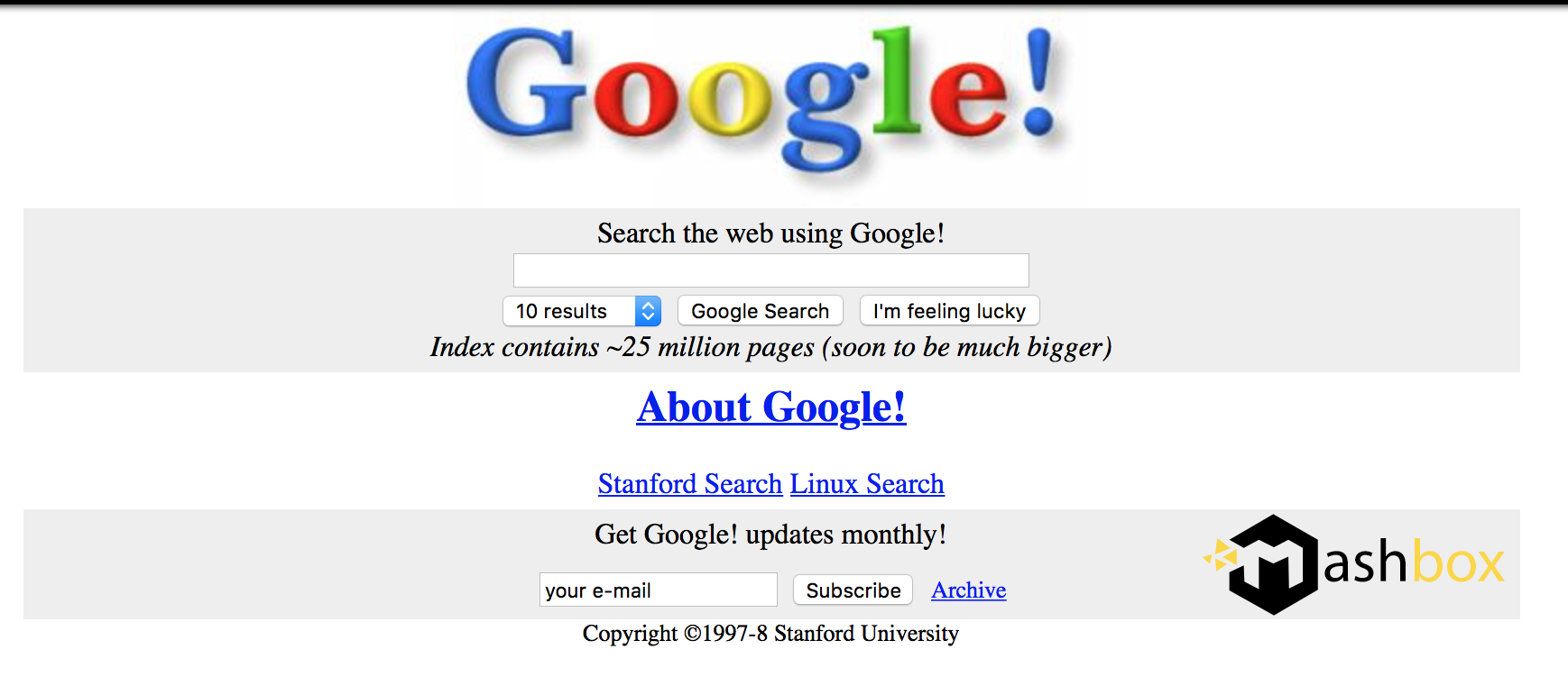 Famous Websites: From 0 to Millions of Users