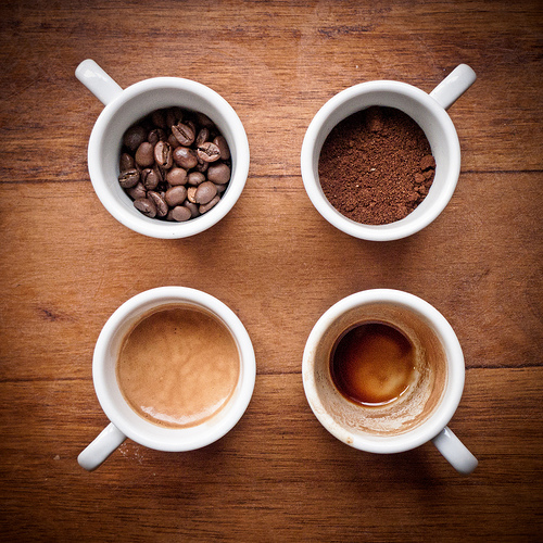 Coffee-Mania: Six Rules Of Good Coffee