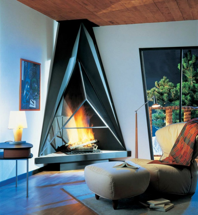 Fireplaces For The Cosy Evenings Lovers: 10 Stylish Designs For Your Home