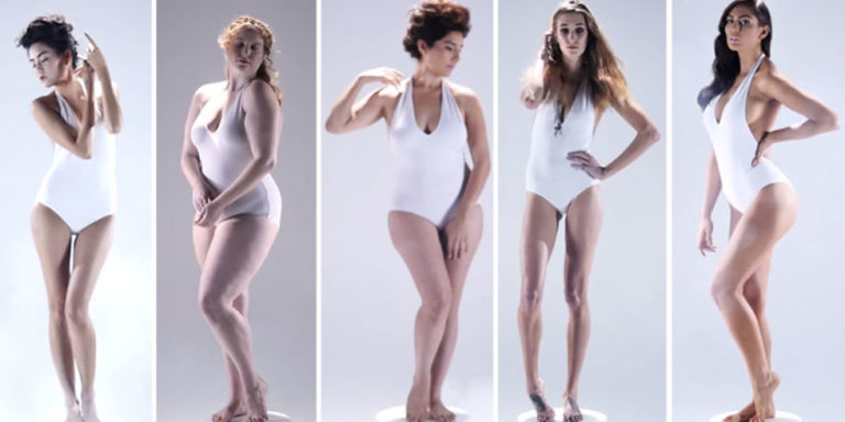 Ideal Body Type: The Standard Of Beauty For Women Throughout History (VIDEO)