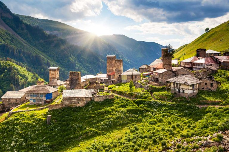 Georgia Fairytale: 10 Reasons Why This Country Is Worth A Visit