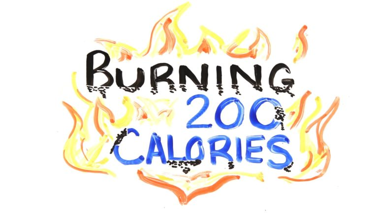 Sport Fun: How To Burn 200 Calories Creatively (VIDEO)
