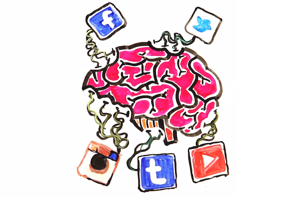 Social Media VS Brain: What Is The Result? (VIDEO)