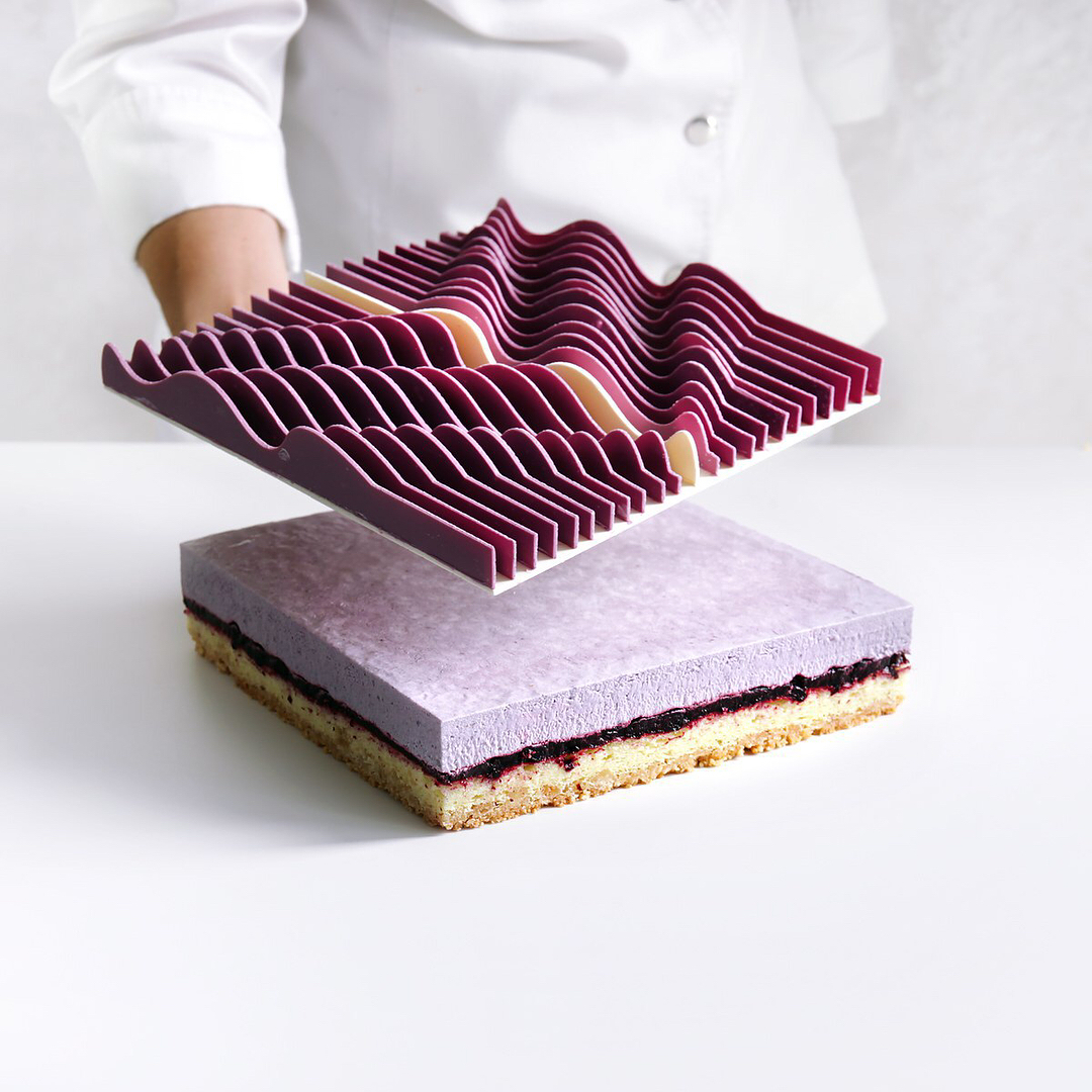 What Happens When An Architect Has Passion For Pastry?