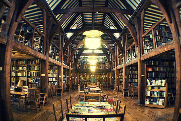 Book Lovers Paradise: 10 The Coolest Libraries In The World
