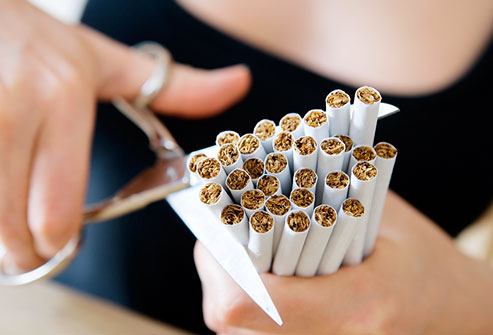 What Happens When You Stop Smoking? (VIDEO)
