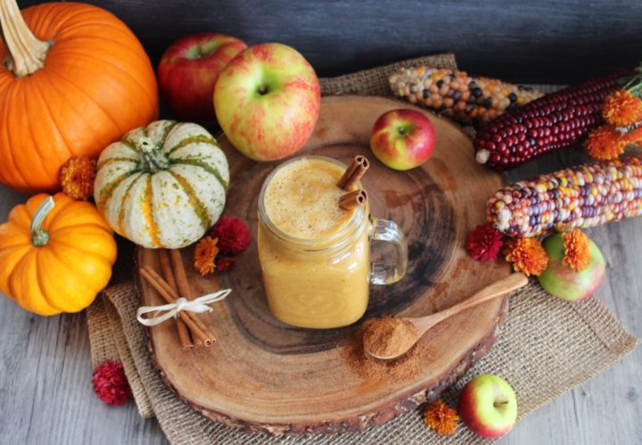 Smoothie Time: 4 Creamy And Delicious Recipes For This Autumn