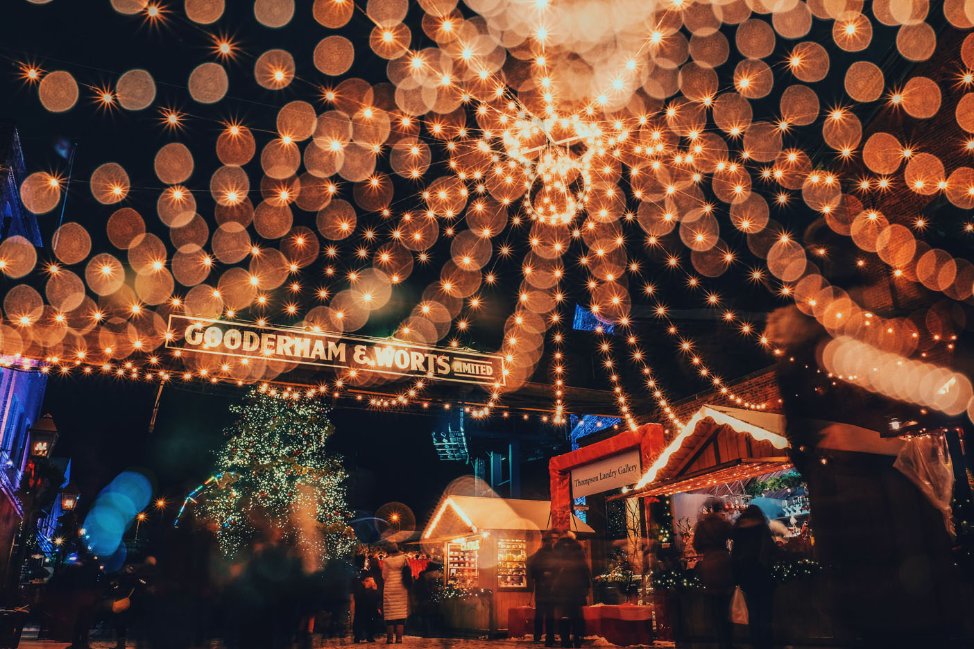 Christmas Time: 10 Enchanted Markets For The Holiday Spirit