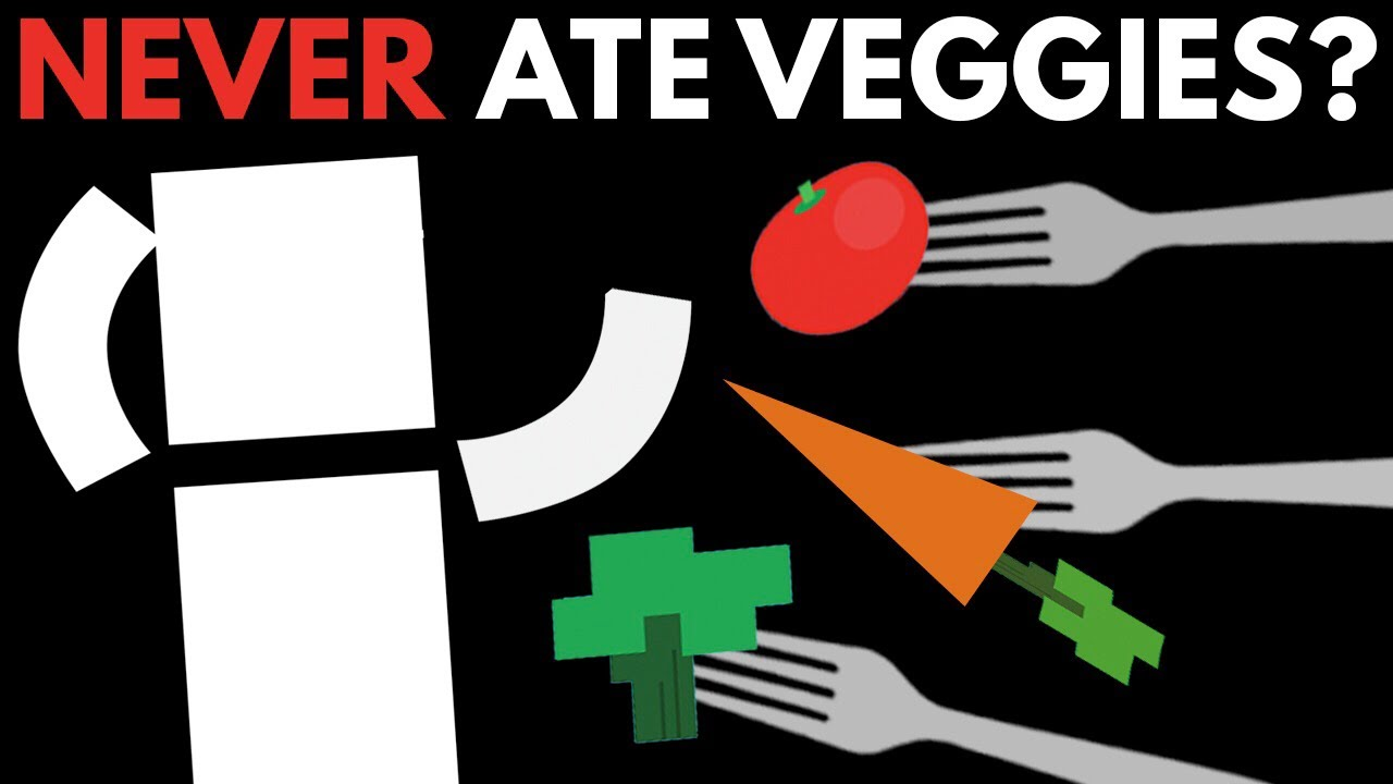 Fruits And Vegetables: What If You Never Ate Them? (VIDEO)