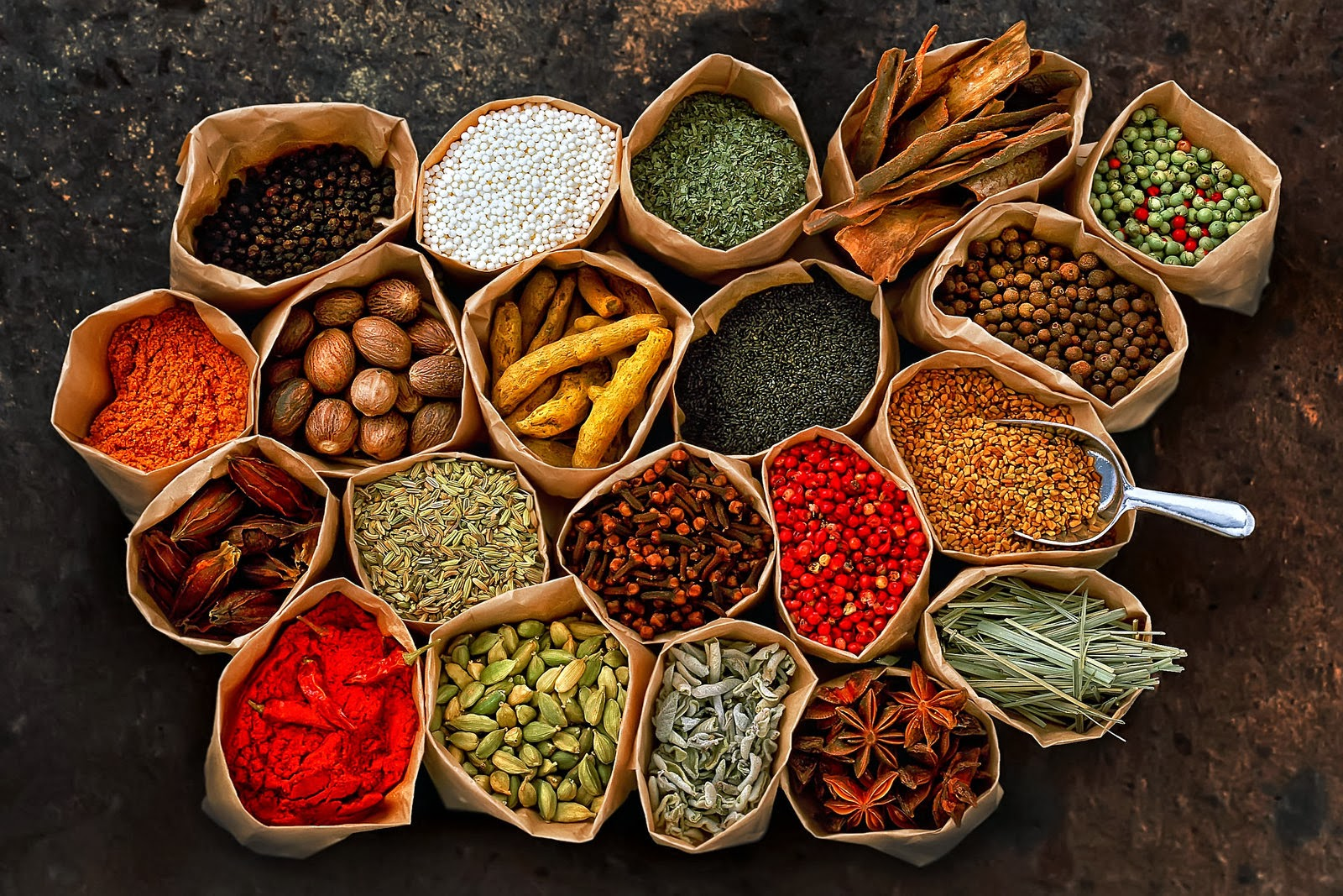 Spice It Up: 8 Super Healthy Spices And Herbs For Your Cooking