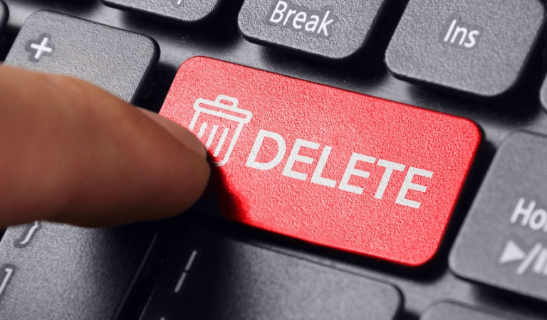 Deleted Files: Where Do They Go? (VIDEO)