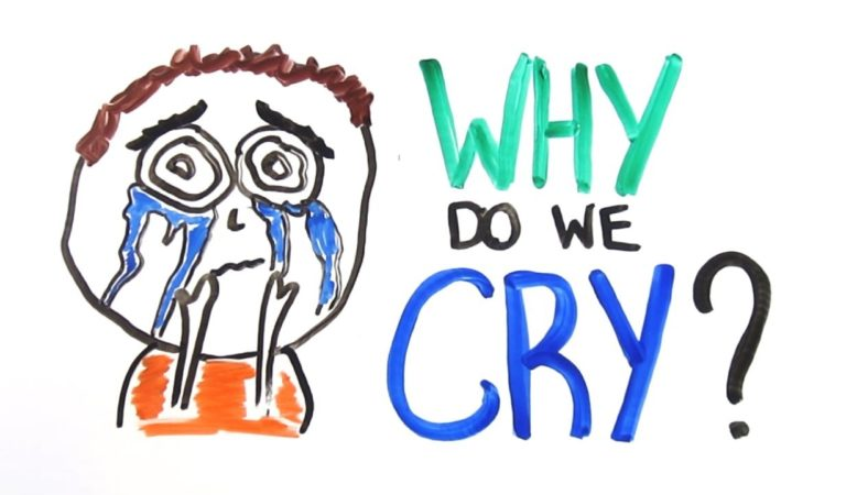 Sad Moments: Why Do We Cry? (VIDEO)